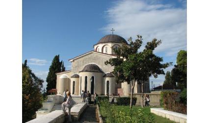Кавала - църква