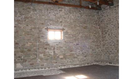 Кавала - крепост от вътре