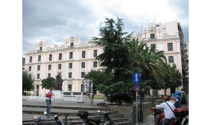 Кавала - площад