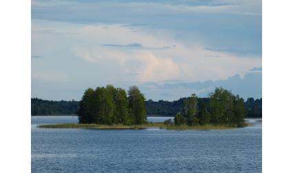 Ладожкото езеро, Русия