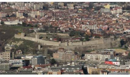 Скопие и Скопско кале