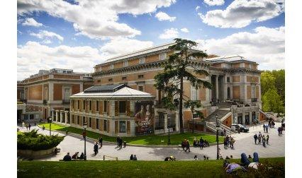 Музеят Прадо в Мадрид
