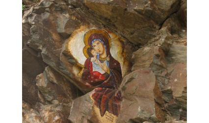 Крива паланка - Йоаким Осоговски манастир - икона