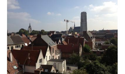 Изглед от Мехелен, Белгия