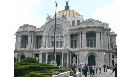 Операта в Мексико сити