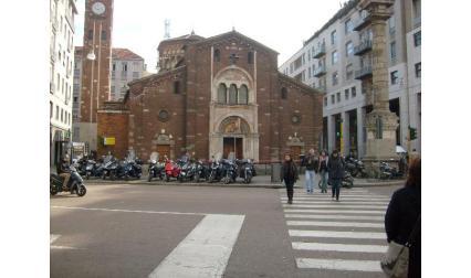 Милано - църква
