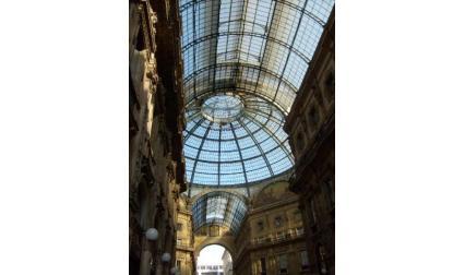 Галерия Виктор Емануил в Милано