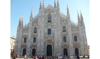 Милано - Катедралата
