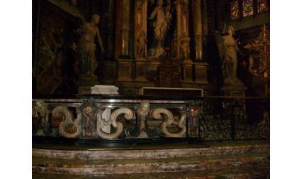 Катедралата в Милано - отвътре