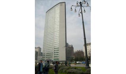 Милано - кулата Пирели