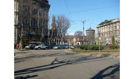 Милано - Замъка на Сфорците