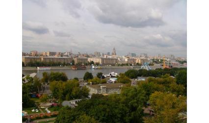 Москва - изглед