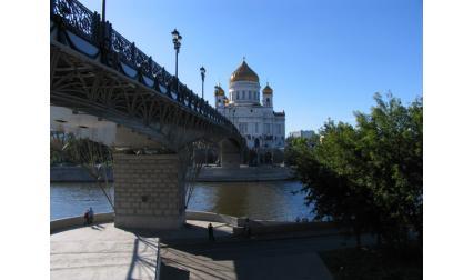 Москва - църква