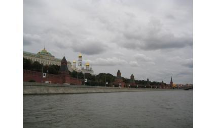 Стената на Кремъл - Москва