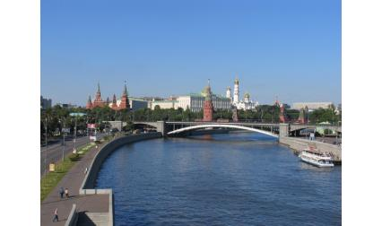 Москва - река Москва