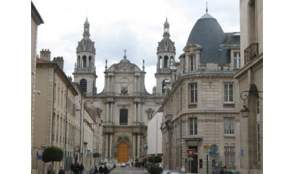Нанси - църква и сгради