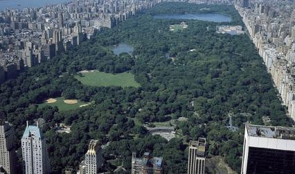 Сентъръл Парк, Ню Йорк