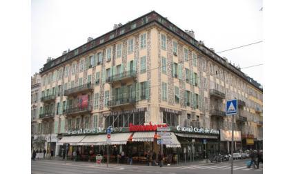 Ница - сграда