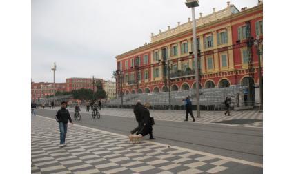 Ница - център