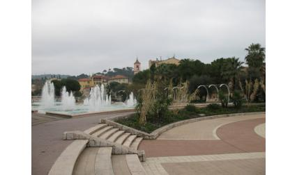 Ница - фонтани