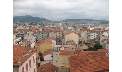 Изглед от Ница