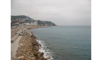 Изглед към морето - Ница