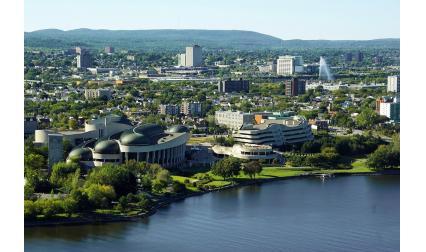 Отава, столица на Канада