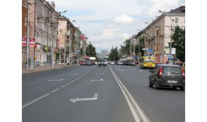 Изглед от Перм, Русия