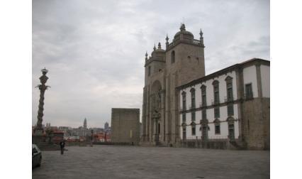 Порто - църква