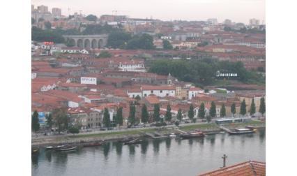 Изглед от Порто