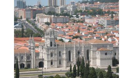 Манастирът на йеронимите - Лисабон