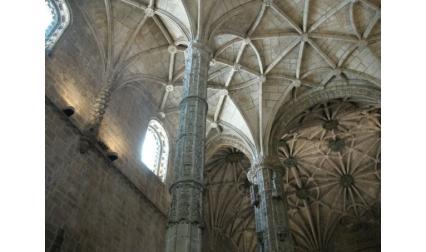 Лисабон - манастирът на йеронимите отвътре