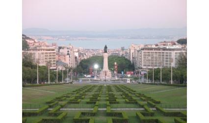 Лисабон - парк