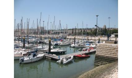 Пристанището на Лисабон