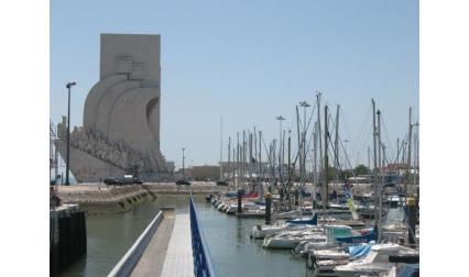 Лисабон - яхти