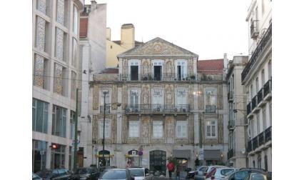 Лисабон - сграда