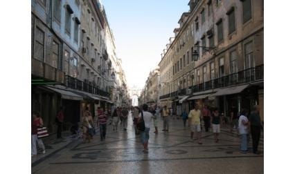 Лисабон - улица