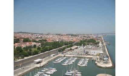 Лисабон - пристанището