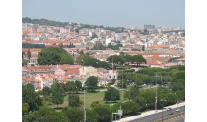 Изглед от Лисабон