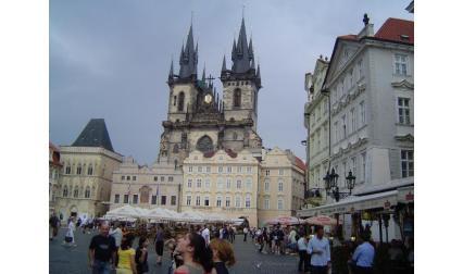 Прага - замък