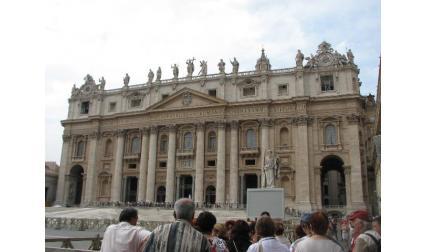 Базилика Свети Петър в Рим