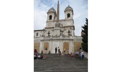 Рим - Испанските стъпъла