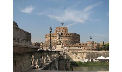 Рим - Замък Сант Анжело