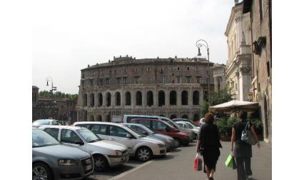 Рим - Театъра на Марцел