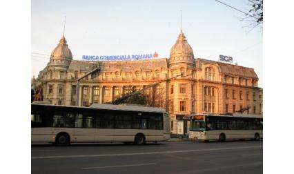 Букурещ - сгради
