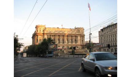 Сгради в Букурещ