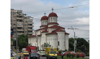 Букурещ - православна църква
