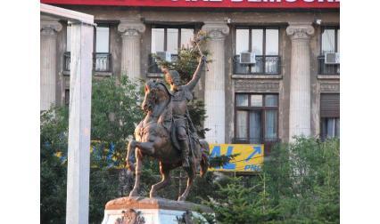 Паметник в Букурещ
