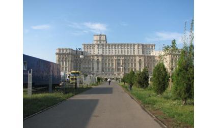 Букурещ - Палатата на народа