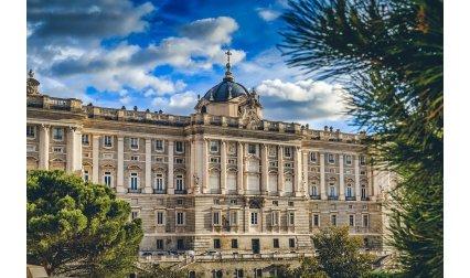 Кралският дворец в Мадрид